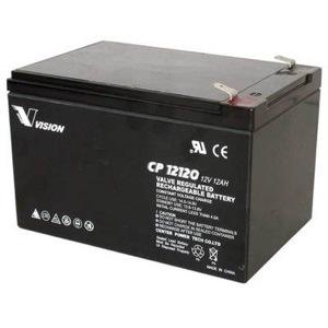 Ắc quy Vision 12V-12Ah CP12120