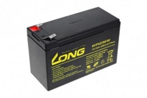 Bình ắc quy lưu điện UPS 9A Globe - Long (12v-9Ah)