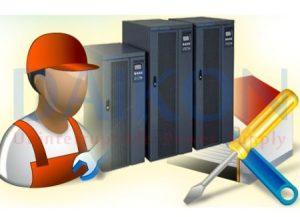 Daikon cung cấp đầy đủ các dịch vụ đối với bộ lưu điện online