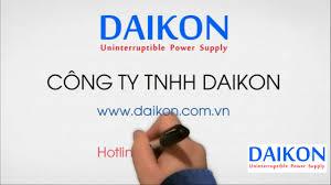 Daikon là công ty cung cấp đầy đủ các dịch vụ liên quán đến UPS