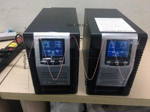 Bộ lưu điện UPS UPSET 1 Pha