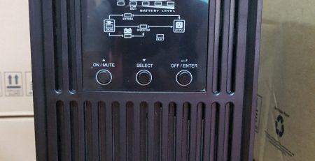 UPS cho hệ thống camera