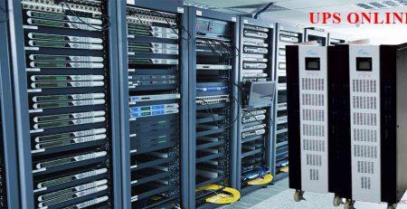UPS cho trung tâm dữ liệu