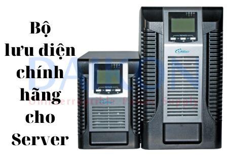 Bộ lưu điện chính hãng cho server