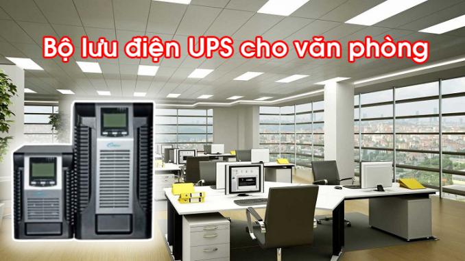 UPS cho văn phòng