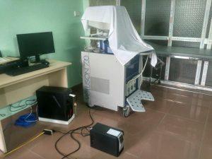 Bộ nguồn dự phòng UPS cho máy siêu âm