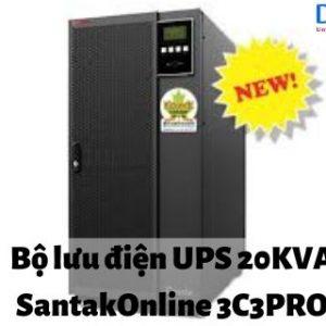 bo-luu-dien-UPS-20KVA-SantakOnline-3C3PRO