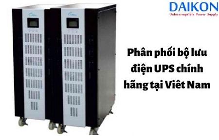 Đơn vị cung cấp bộ lưu điện Ups chính hãng uy tín nhất Hà Nội