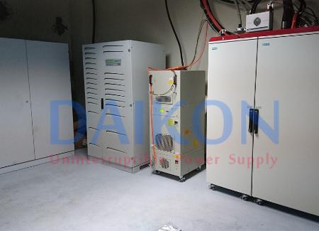Sử dụng bộ lưu điện cho nhà máy để đảm bảo hoạt động được duy trì tốt