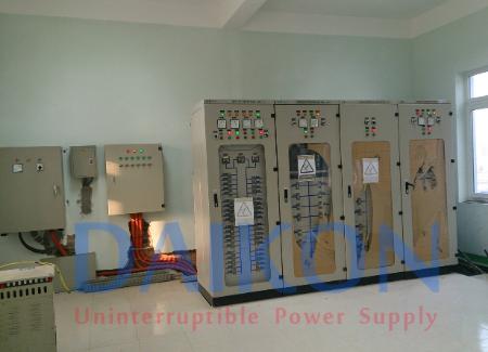 Thời gian lưu trữ điện năng của bộ lưu điện phụ thuộc vào công suất UPS