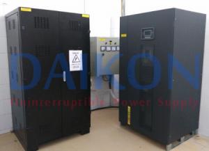 Bộ lưu điện Level 160 kVA tại BVĐK Hà Nam