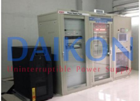 Dự án thủy điện Lai Châu 1 của Daikon